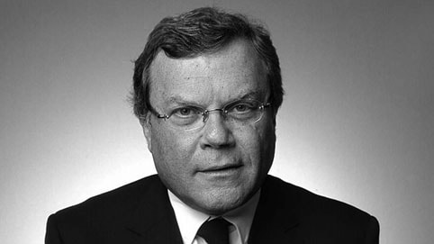 Driving force Sir Martin Sorrell