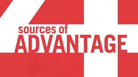 Sources of advantage