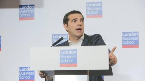 Greek PM: Europe must unite to tackle inequalities