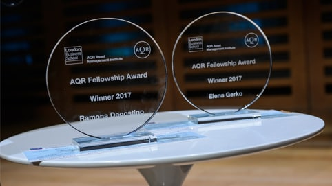 AQR-fellowship-award