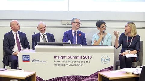 161103 Global experts convene at LBS AQR Asset Management Institute Insight Summit