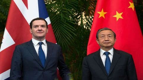 Britain is Chinas bridge to the West