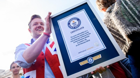 LBS achieves a new Guinness World Record 482x271