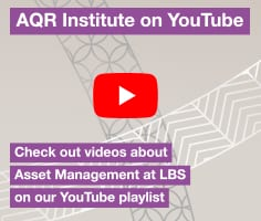 AQR YouTube playlist component
